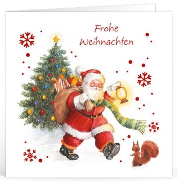 Kerst spreuken Duits 2019